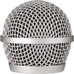 Shure RPMP48G Replacement Grille for the PGA48 Vocal Microphone (Silver)
