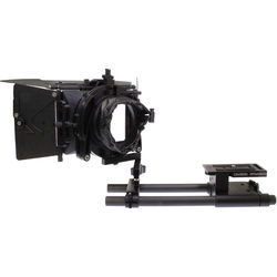 Cavision 3 x 3 Swing-Away Matte Box with 15mm Rod System for DSLR Cameras