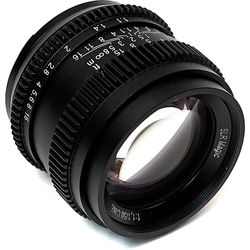 SLR Magic Cine 50mm f/1.1 Lens for Sony E-Mount