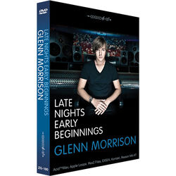 Zero-G Glenn Morrison: Late Nights - Sample Library (Electronic Download)