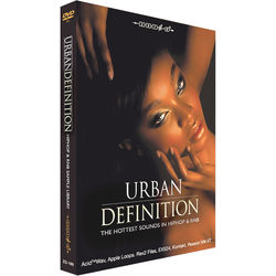 Zero-G Urban Definition Sample Library (Electronic Download)
