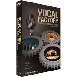 Zero-G Vocal Factory Sample Library (Electronic Download)