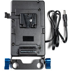 IndiPRO Tools V-Mount Plate for Blackmagic Production Camera 4K