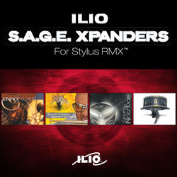 ILIO S.A.G.E. Xpanders - Groove Control Activated Xpanders for Stylus RMX (Download)