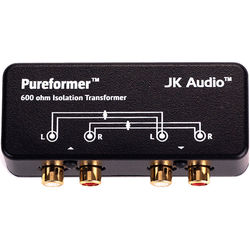 JK Audio Pureformer Isolation Transformer