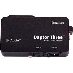 JK Audio DAPTOR 3 Bluetooth Cell-Phone Audio Interface