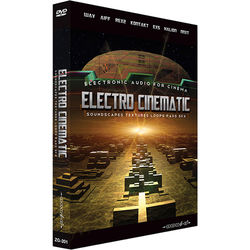 Zero-G Electro Cinematic - Sample Library (Electronic Download)
