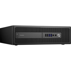HP ProDesk 600 G2 Small Form Factor Desktop Computer