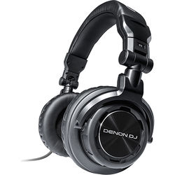 Denon DJ HP800 Professional Folding DJ Headphones