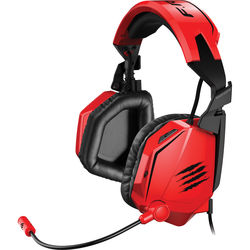 Mad Catz F.R.E.Q. Tournament Edition Stereo Gaming Headset (Gloss Red)