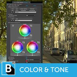Boris FX Continuum Color and Tone (Download)