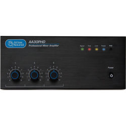Atlas Sound Atlas Sound AA30PHD 3-Input 30W BGM Mixer Amplifier