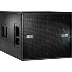dB Technologies DVA-S09DP Active Subwoofer (Black)