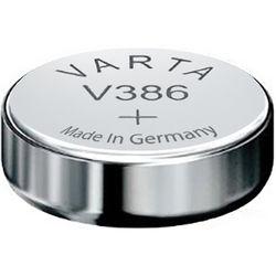 Varta V386 Silver-Oxide Coin Battery (1.55V, 115mAh)