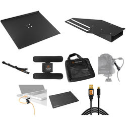 Tether Tools Tethering Platform with USB Micro-B Cable B&H Kit (Black)