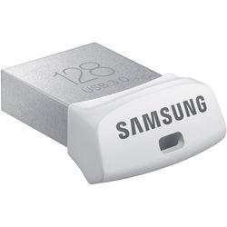 Samsung MUF-128BB/AM 128GB USB 3.0 Flash Drive - White