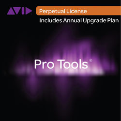Avid Pro Tools - Audio and Music Creation Software (Perpetual License)