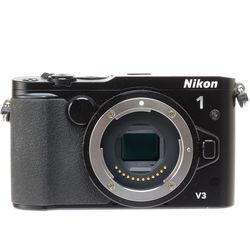 Nikon 1 V3 Mirrorless Digital Camera Body (Black)