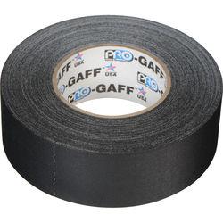"""ProTapes Pro Gaffer Tape (2"""" x 55 yd, Black)"""