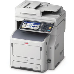 OKI MB760+ All-in-One Monochrome LED Printer