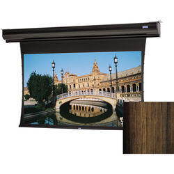 "Da-Lite 88493LSIHWV Tensioned Contour Electrol 69 x 92"" Motorized Screen (120V)"