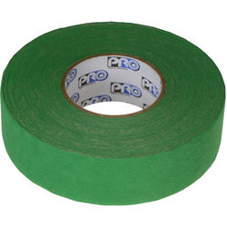 "ProTapes Pro Chroma Key Cloth Gaffer's Tape - (2""x20Yd) - Green"