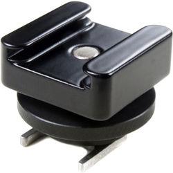 DM-Accessories Canon Mini Advanced Shoe to Universal Cold Shoe Adapter