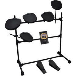 Pyle Pro PylePro PED041 7-Piece Electronic Drum Kit