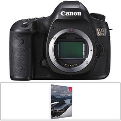 Canon EOS 5DS DSLR Camera Body with Lightroom 6 Kit