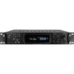 Technical Pro H1502URBT 1500W Digital Hybrid Amplifier/Preamp/Tuner with USB/SD Card & Bluetooth Inputs