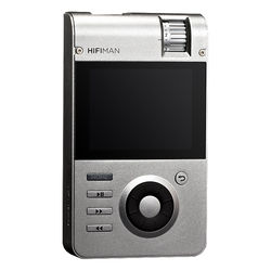 HIFIMAN HM901s High-Resolution Portable Music Player with Balanced Amp Card
