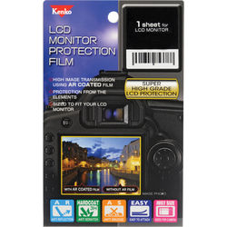Kenko LCD Monitor Protection Film for the Nikon D7100 or D7200 Camera