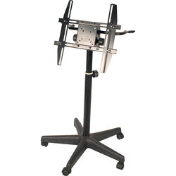 "VocoPro Custom Stand with Five Point Wheel Stand for 14-32"" Monitors"