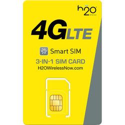 H2O WIRELESS 3-in-1 SIM Card