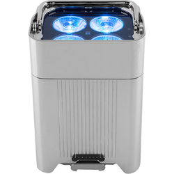 CHAUVET PROFESSIONAL WELL Fit 10W Wash LED Fixture with Charging Case (6-Pack)