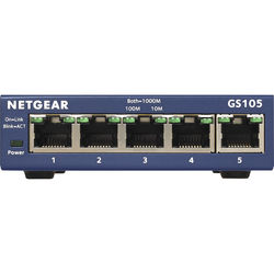 Netgear ProSafe 5-Port Gigabit Desktop Switch
