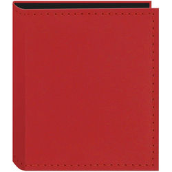 Pioneer Photo Albums Instant-Print Photo Album with Leatherette Covers - 40 Pockets (Red)