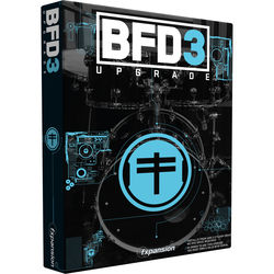 FXpansion BFD3 Upgrade - Acoustic Drum Software (Download)