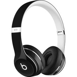 Beats by Dr. Dre Solo2 On-Ear Headphones (Luxe Edition, Black)