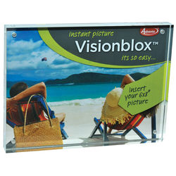"Adventa Visionblox Image Display (6 x 8"")"