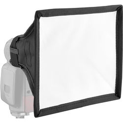 "Vello Softbox for Portable Flash (Small, 6 x 6.75"")"