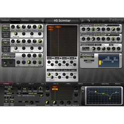 u-he Zebra 2 Wireless Modular Software Synthesizer (Plug-In Download)