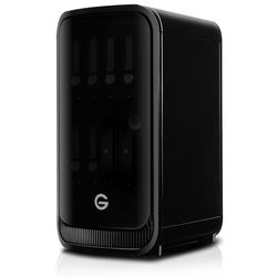 G-Technology G-SPEED Studio XL 36TB 8-Bay Thunderbolt 2 RAID Array with Two ev Bay Adapters (6 x 6TB)