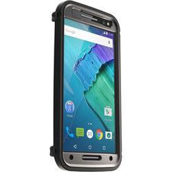 Otter Box Defender Case for Motorola Moto X Pure Edition (Black)