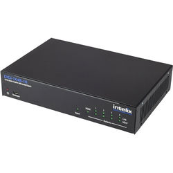 Intelix 1 HDMI Input to 4 HDBaseT Outputs Distribution Amplifier with HDMI Loop Output