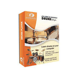 D'Accord Music Software Drums Player - Instructional Playing and Practice Software (Download)