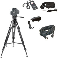 Bescor MP-PRO Motorized Pan & Tilt Head Total Package Kit