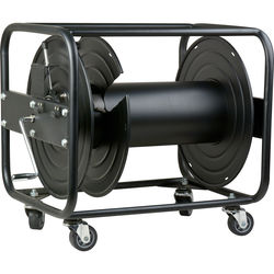 JackReel XL1 High-Capacity Cable Reel for Fiber Optic Cables