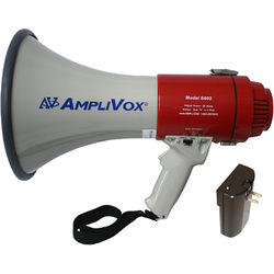 AmpliVox Sound Systems Bundled Mity-Meg Plus with Rechargeable Battery Pack