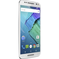 Motorola Moto X Pure Edition 32GB Smartphone (Unlocked, White/Bamboo)